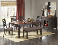 Homelegance 5341-72-5341S Natick Dining Set