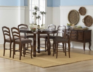 Homelegance 5348-36-24X4 Arlington Counter Height Dining Set
