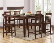 Homelegance 5364-36-24 Tyler Counter Height Dining Set