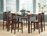 Homelegance 5365-36-24X4 Tully Counter Height Dining Collection
