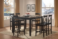 Homelegance 5366-36-24X6 Billings Counter Height Dining Set
