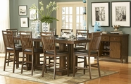 Homelegance 5381-36-24 Everett Counter Height Dining Set