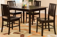 Homelegance 5384 Curtis 5 Piece Pack Dinette