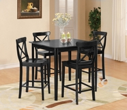 Homelegance 5385-36-24X4 Blossom Counter Height Dining Collection