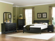 Homelegance 539Bk-1-5-6 Marianne Bedroom Set