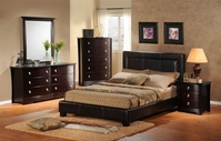 Homelegance 5786K-1EK Eastern King Platform Bed