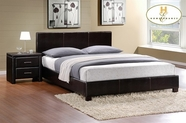 Homelegance 5790-1-3 Queen Platform Bed