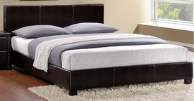 Homelegance 5790K-1EK(3A) (1/2) PU KING Bed