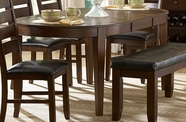 Homelegance 586-76 Ameillia Oval Dining Table