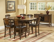 Homelegance 626-36-24X4 Westwood Counter Height Dining Collection