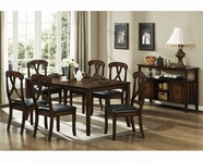 Homelegance 630-72-630S Kinston Dining Set