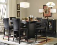 Homelegance 710-36-24 Daisy Counter Height Dining Set