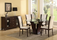 Homelegance 710-54C Daisy Dining Set