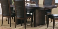 Homelegance 710 Daisy Trestle Dining Table