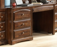 Homelegance 827E-11 Truckee Desk-Cherry