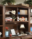 Homelegance .83E-07 Truckee Desk Hutch Cherry