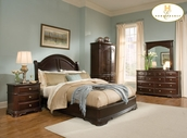 Homelegance 858LPK-1EK Eastern King Bed