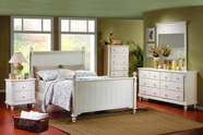 Homelegance 875W-1-5-6 Pottery Bedroom Collection Complete 6 Pcs