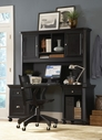 Homelegance 8891BK-A1-A2-B3-E-S Hanna Home Office Set