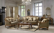 Homey Design HD-09-S+L SOFA AND LOVESEAT