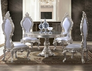 Homey Design Hd-13010-T Formal Dining Set