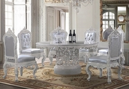 Homey Design Hd-13011-T Formal Dining Set