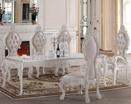 Homey Design Hd-13012-T Dining Set
