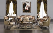 Homey Design HD-1628-S+L SOFA AND LOVESEAT