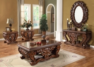 Homey-Design-HD-1800-CO-E COFFEE-END TABLE SET