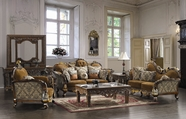 Homey Design HD-260-S+L SOFA AND LOVESEAT