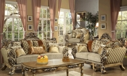Homey Design HD-272 3 Pc Living Room Set