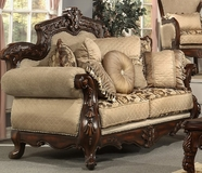 Homey Design HD-296-L LOVESEAT