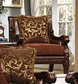 Homey Design HD-301-C CHAIR