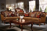 Homey Design HD-904-S+L SOFA AND LOVESEAT