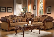 Homey Design HD-974-S+L SOFA AND LOVESEAT