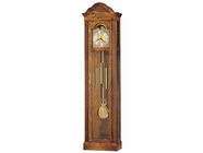 Howard Miller 610519 ASHLEY Yorkshire Oak Floor Clock