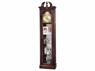 Howard Miller 610614 CHERISH Windsor Cherry Floor Clock