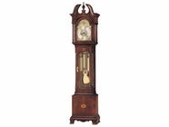 Howard Miller 610648 TAYLOR Windsor Cherry Floor Clock