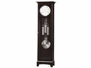 Howard Miller 610866 URBAN II Espresso Floor Clock