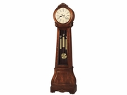 Howard Miller 610900 LA ROCHELLE III Americana Cherry Floor Clock