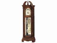 Howard Miller 610904 GLENMOUR Windsor Cherry Floor Clock