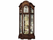 Howard Miller 610939 MAJESTIC II Windsor Cherry Floor Clock