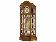Howard Miller 610940 MAJESTIC F/C/C Yorkshire Oak Floor Clock
