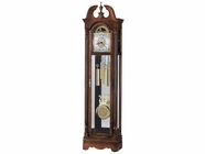 Howard Miller 610983 BENJAMIN Windsor Cherry Floor Clock