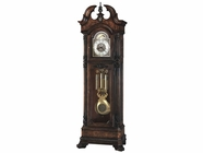 Howard Miller 610999 REAGAN Hampton Cherry Floor Clock