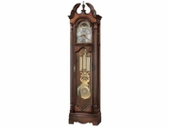 Howard Miller 611017 LANGSTON Windsor Cherry Floor Clock