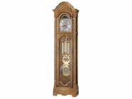 Howard Miller 611019 BRONSON Golden Oak Floor Clock