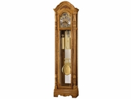 Howard Miller 611072 PARSON Golden Oak Floor Clock