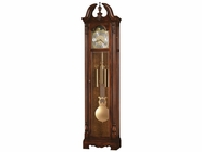 Howard Miller 611078 BRYSON Hampton Cherry Floor Clock