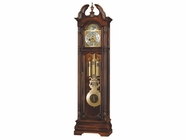 Howard Miller 611084 RAMSEY Tuscany Cherry Floor Clock